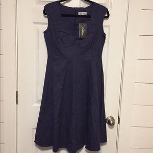 Ladies dress by Miacinni . Large NWT